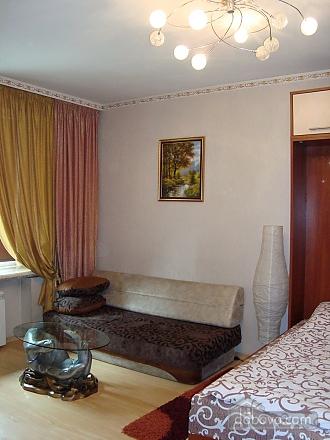 Квартира люкс рядом с площадью Фестивальная, 1-комнатная (40096), 004