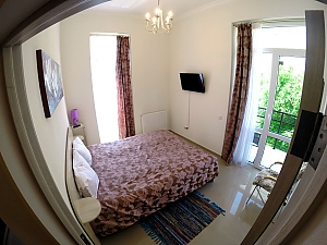 Double room with balcony, Studio, 001