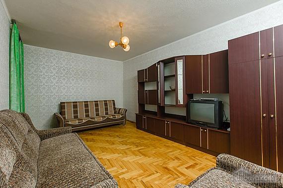 Apartment near Livoberezhna metro station, Un chambre (53643), 005