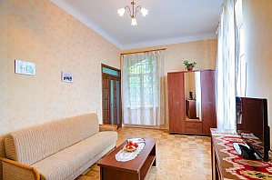 Apartment in the city center, Un chambre, 002