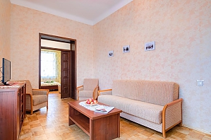 Apartment in the city center, Un chambre, 003