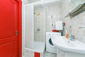 Apartment near metro Klovska, Un chambre, 024