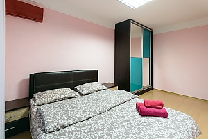 Apartment near metro Klovska, Un chambre, 002