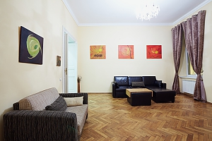 Apartment near Opera for 6, Dreizimmerwohnung, 001