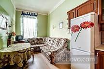 Квартира з джакузі для 6 осіб, 3-кімнатна (37252), 004