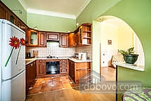 Квартира з джакузі для 6 осіб, 3-кімнатна (37252), 005