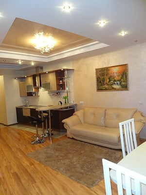 Luxury apartment in Most City with jacuzzi, One Bedroom, 002