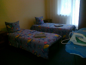 Apartment on Raskovoi (Sverstyuka) street, Zweizimmerwohnung, 002