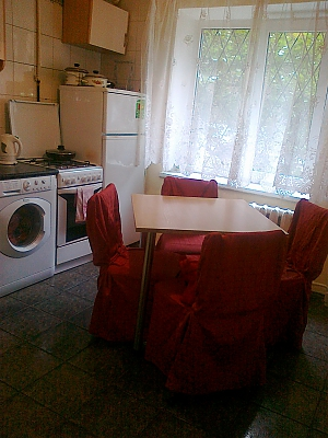 Apartment on Raskovoi (Sverstyuka) street, Zweizimmerwohnung, 004
