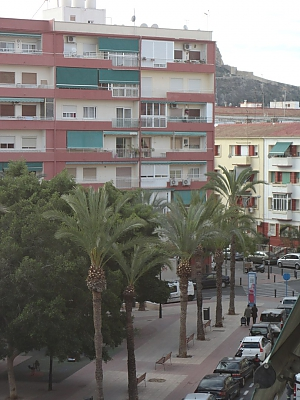 Apartment in Alicante, Two Bedroom, 003
