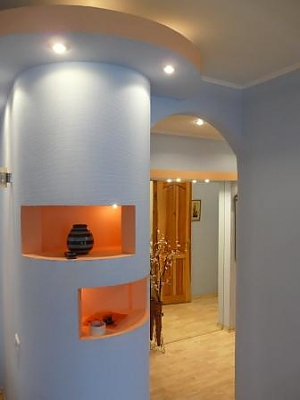 Apartment in Kiev, Studio, 003