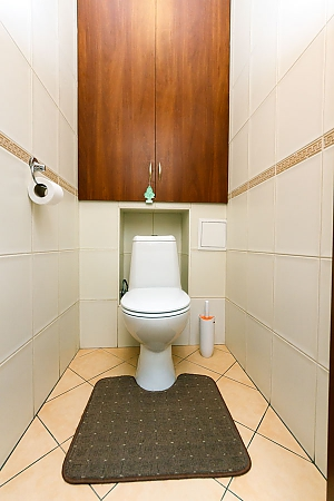 Two rooms Zoloti Vorota metro station, One Bedroom, 012