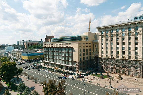Большая раздельная квартира в центре, 2х-комнатная (43189), 007
