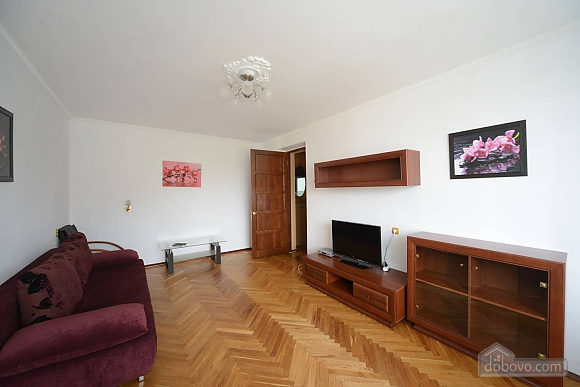Pleasant quiet furnished apartment with unforgettable historic view in the center of Kiev, Una Camera (82487), 004