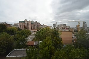 Pleasant quiet furnished apartment with unforgettable historic view in the center of Kiev, One Bedroom, 012