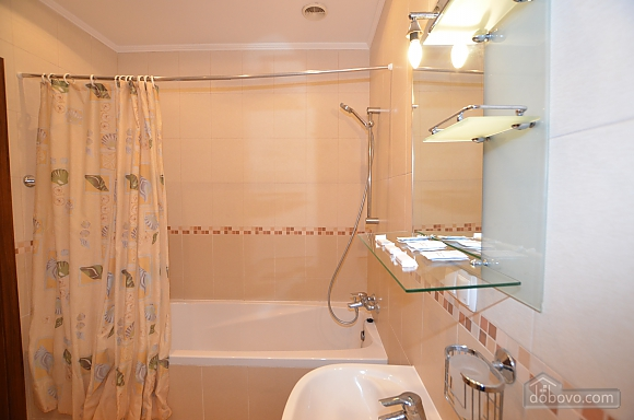 Cozy and comfortable apartment near Olimpiiska metro station, Two Bedroom (10338), 007