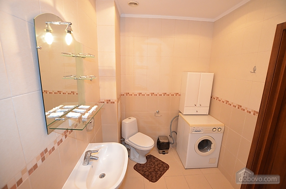 Cozy and comfortable apartment near Olimpiiska metro station, Two Bedroom (10338), 009