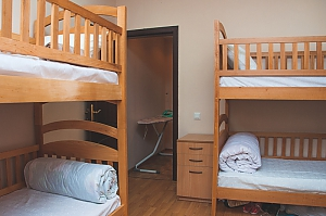 Dormitory room for 6 people, Studio, 006