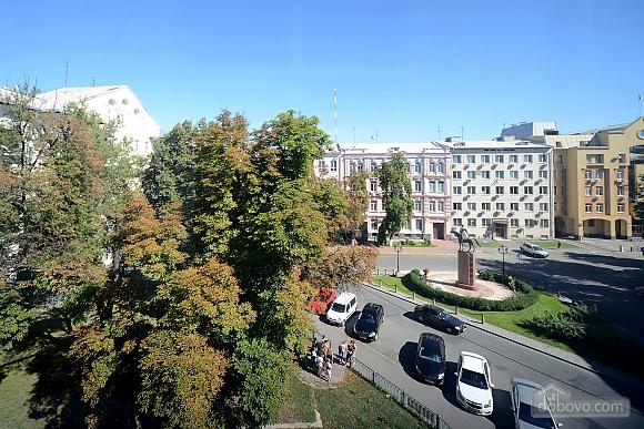 Простора сучасна дизайнерська студія з балконом в самому центрі Києва, 1-кімнатна (44894), 003