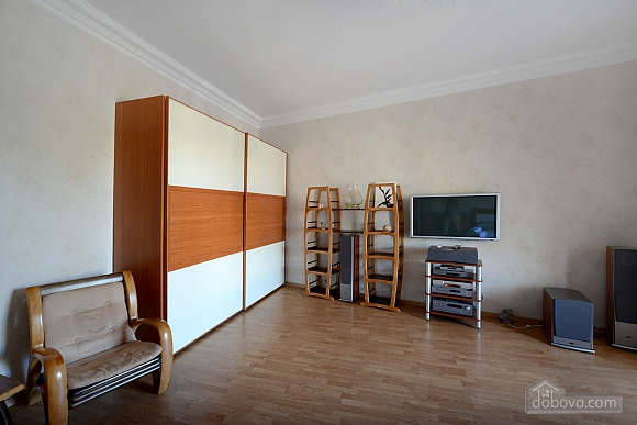 Простора сучасна дизайнерська студія з балконом в самому центрі Києва, 1-кімнатна (44894), 007