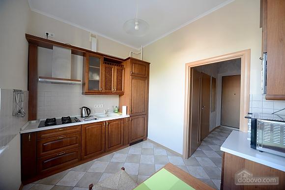 Простора сучасна дизайнерська студія з балконом в самому центрі Києва, 1-кімнатна (44894), 009