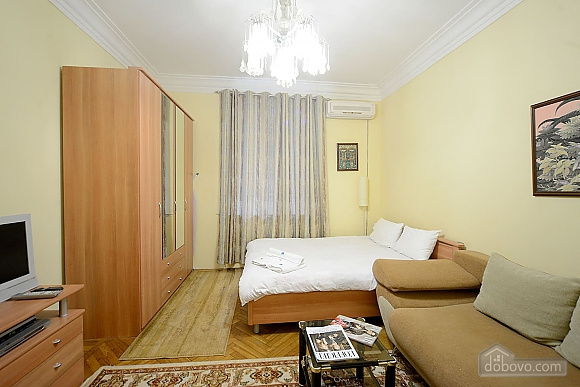 Amazing spacious equipped by last word of technics apartments in the center of Kiev, Studio (68925), 003
