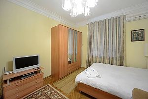 Amazing spacious equipped by last word of technics apartments in the center of Kiev, Studio, 004