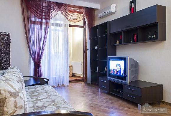 Роскошные апартаменты с двумя спальнями у моря в Аркадии, 3х-комнатная (46011), 012
