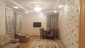 Cozy apartment in Astana, Due Camere, 002