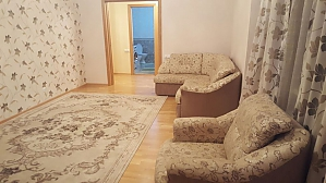 Cozy apartment in Astana, Due Camere, 003
