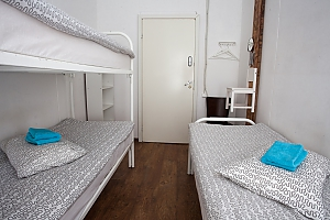 Hostel Peter and the Wolf 3-bed room for friends, Studio, 002