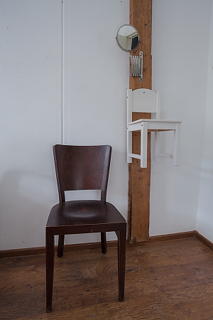 Hostel Peter and the Wolf Double room with separate beds, Studio, 003