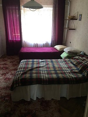 Apartment near KyivExpoPlaza, Un chambre, 001