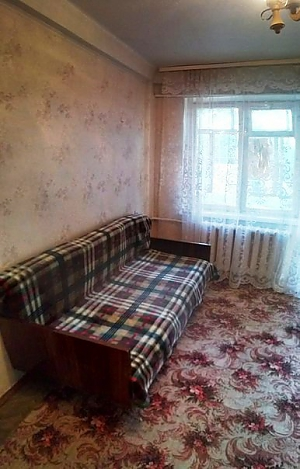 Apartment near KyivExpoPlaza, Un chambre, 003