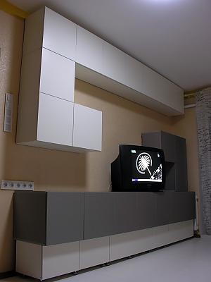Квартира біля Аркадії, 1-кімнатна, 002