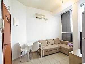 Apartment in Tel Aviv, Un chambre, 001