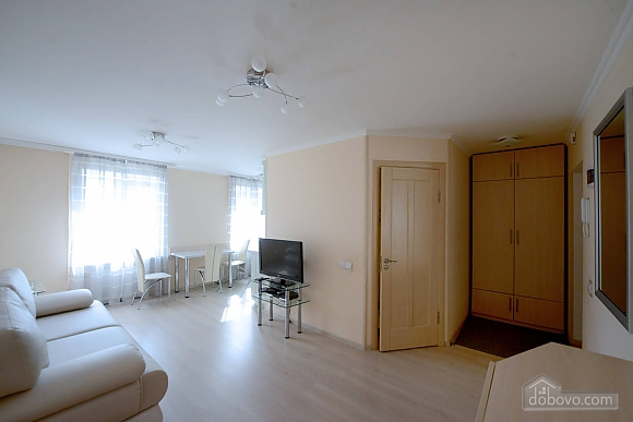 Quiet cozy apartment opposite the park in the center of Kiev, Una Camera (55256), 003