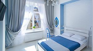 Уютные апартаменты, 2х-комнатная, 002
