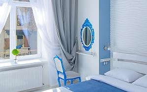 Уютные апартаменты, 2х-комнатная, 001