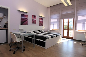 Business class studio in the center of Odessa, Monolocale, 001