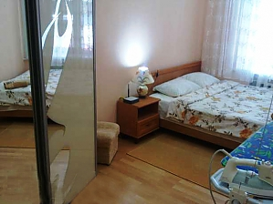 Apartment near Zoloti Vorota metro station, Un chambre, 001