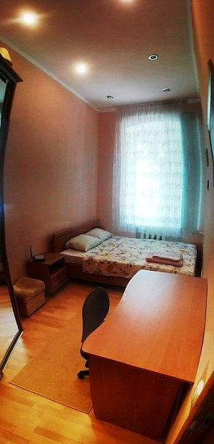 Apartment near Zoloti Vorota metro station, Un chambre, 002