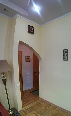 Apartment near Zoloti Vorota metro station, Un chambre, 004