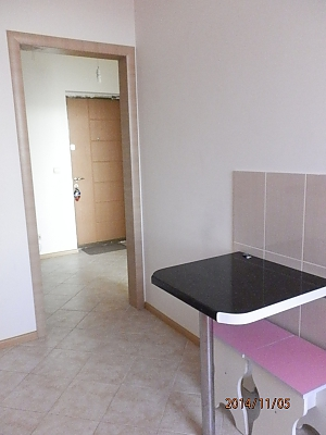 Apartment in a new building in Minska metro station, Monolocale, 006