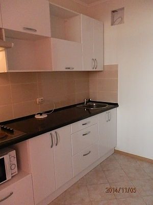 Apartment in a new building in Minska metro station, Monolocale, 002