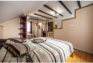 Новые комфортные апартаменты, 1-комнатная, 001
