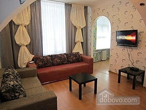 Apartment with renovation near the railway station, One Bedroom (99249), 002