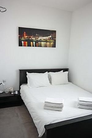 Apartment with private patio, Un chambre, 001