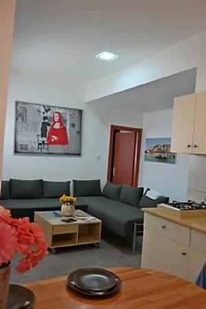 Apartment with private patio, Un chambre, 003