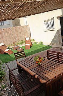 Apartment with private patio, Un chambre, 007